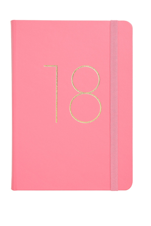 bonded leather desk set 6 piece pink. Kikki K 2018 A5 Bonded Leather Weekly Diary Bonded Leather Desk Set 6 Piece Pink