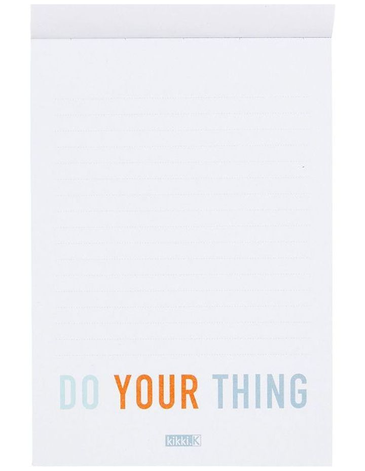 Inspiration B6 Printed Notepad image 3