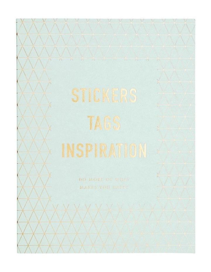 Inspiration Diy Sticker Book image 1