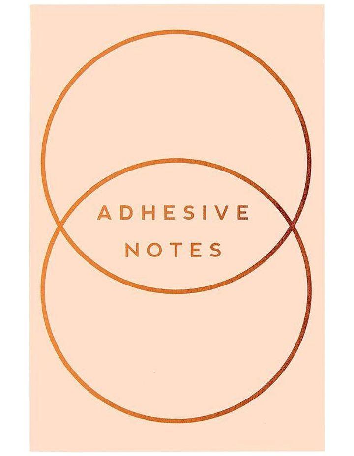 Energise Your Life Adhesive Notes Set Energise image 1