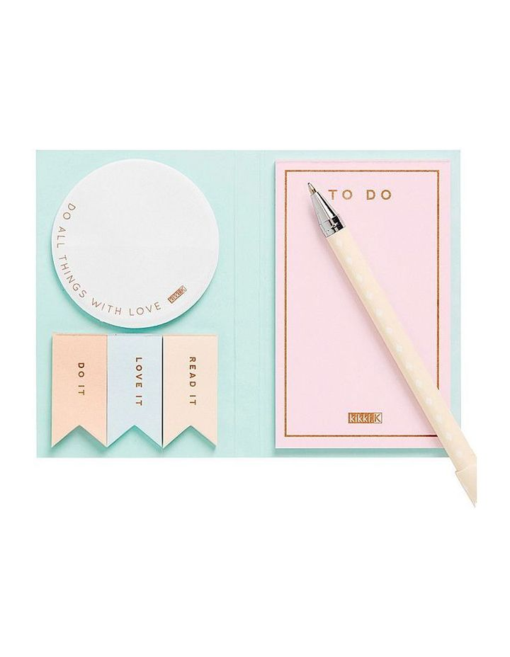 Energise Your Life Adhesive Notes Set Energise image 3