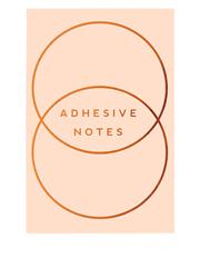 Kikki K - Energise Your Life Adhesive Notes Set Energise