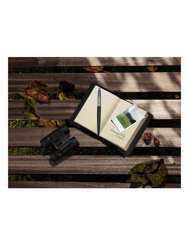 Parker Jotter XL Matte Black Chrome Trim Ballpoint Pen image 4