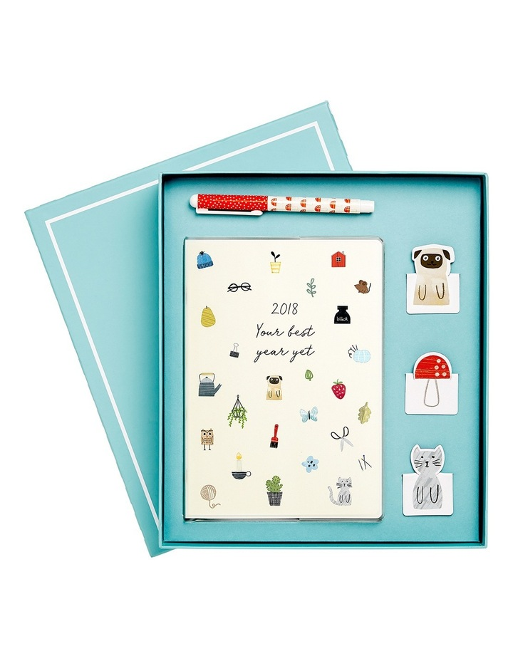 2018 A5 Sweet Diary Gift Pack Joy image 1