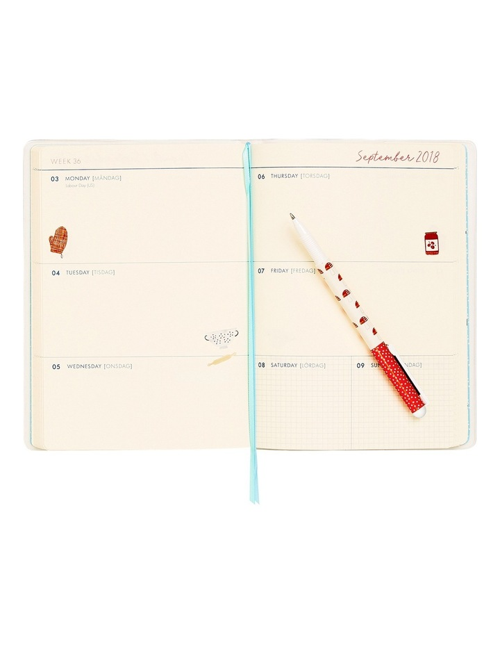 2018 A5 Sweet Diary Gift Pack Joy image 3