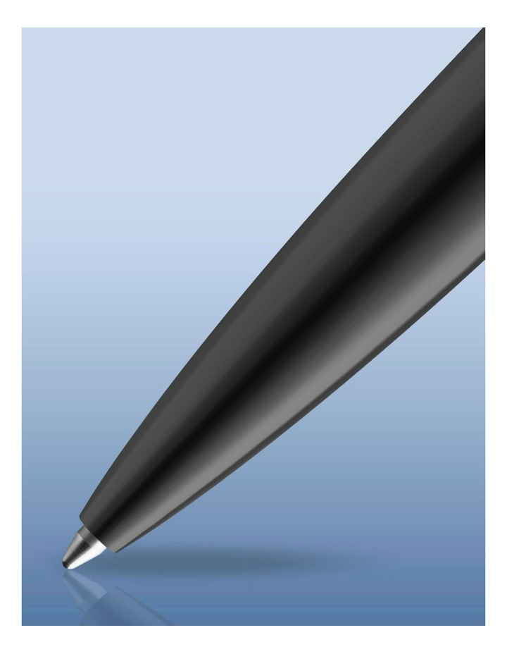 Embleme Black Chrome Trim Ballpoint Pen image 3