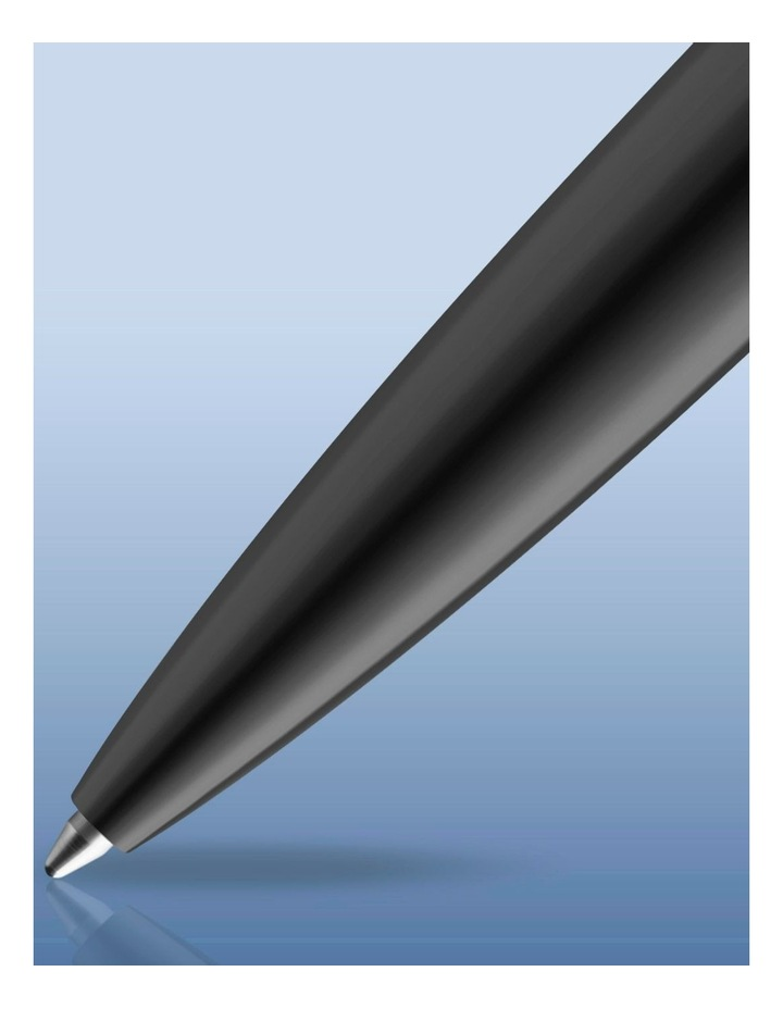 Embleme Blue Chrome Trim Ballpoint Pen image 3