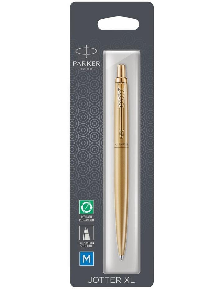 Jotter XL SE20 Monochrome Gold Ballpoint Pen image 2
