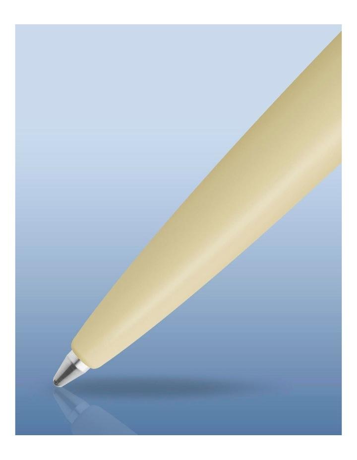 Waterman Allure Ballpoint Pen in Pastel Yellow image 2