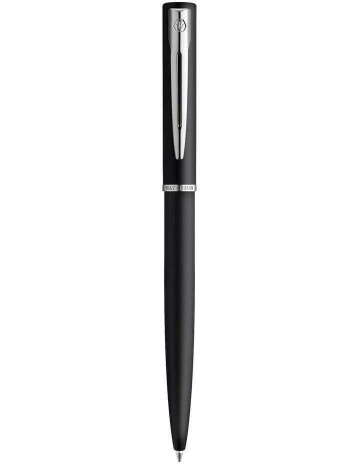 Waterman Allure Ballpoint Pen in Black image 1