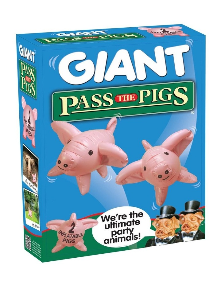 Pass the Pigs Giant Edition - Inflatable image 1