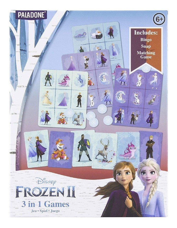 Frozen 2 3 in 1 Games image 1