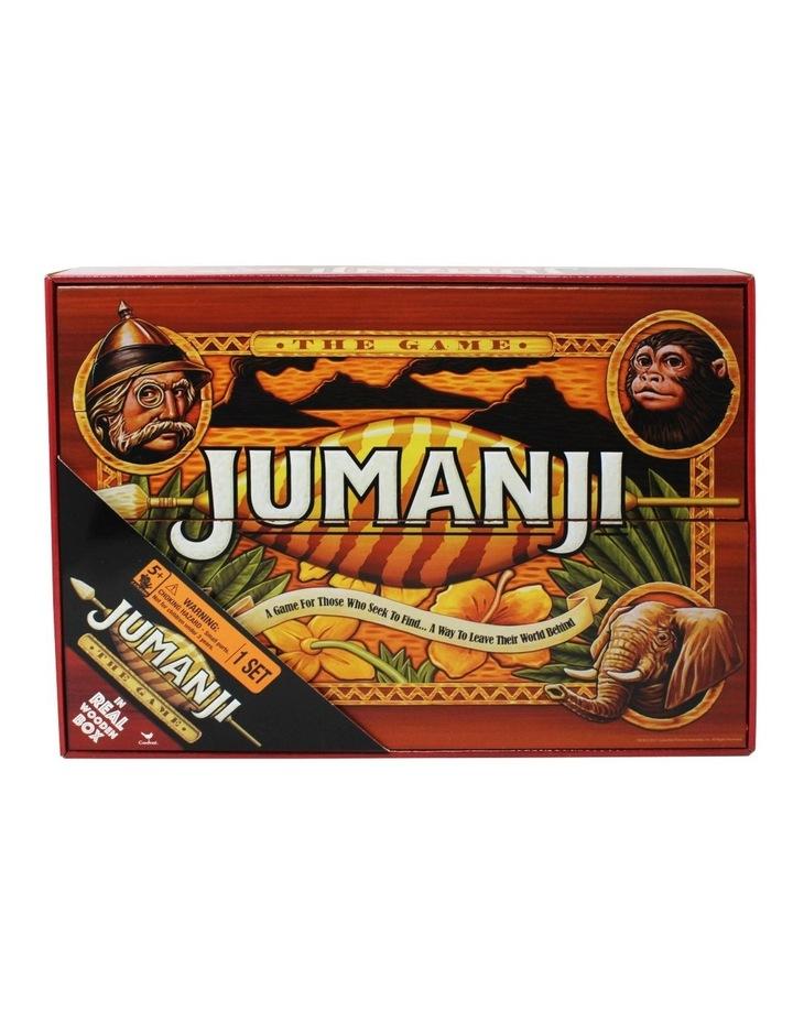Jumanji Woodcase Game image 1