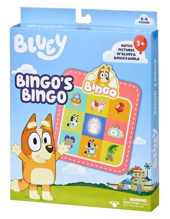 Bluey S1 Bingo's Bingo Game image 3