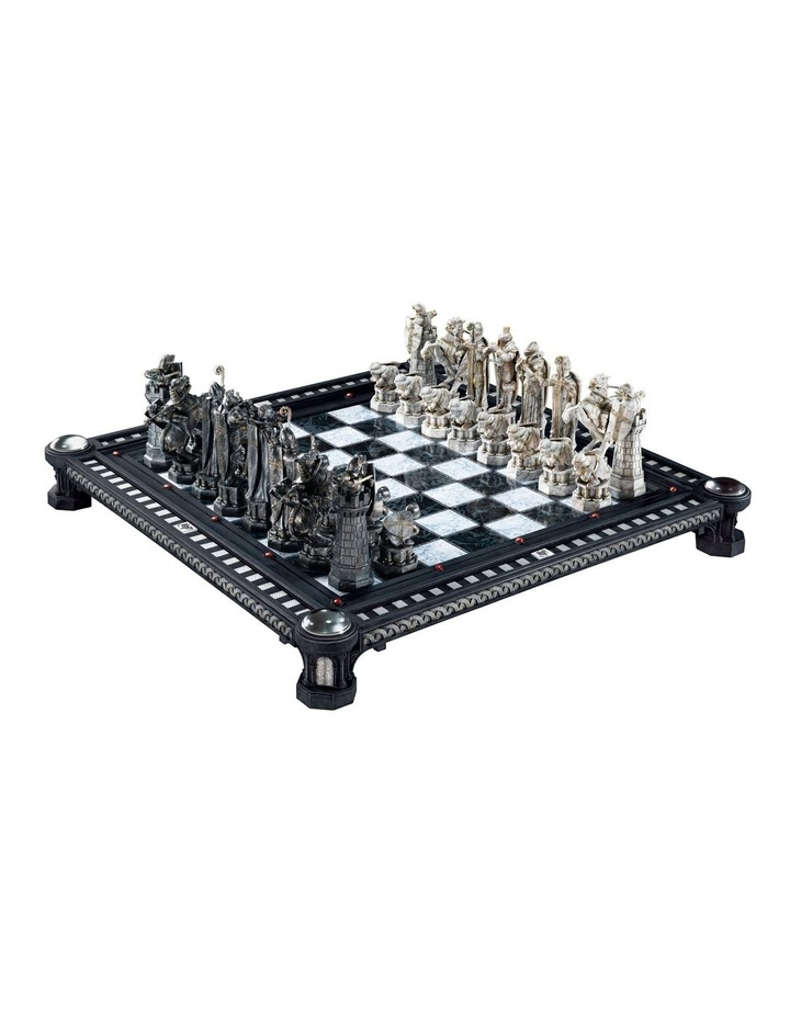 Harry Potter Final Challenge Chess Set image 1