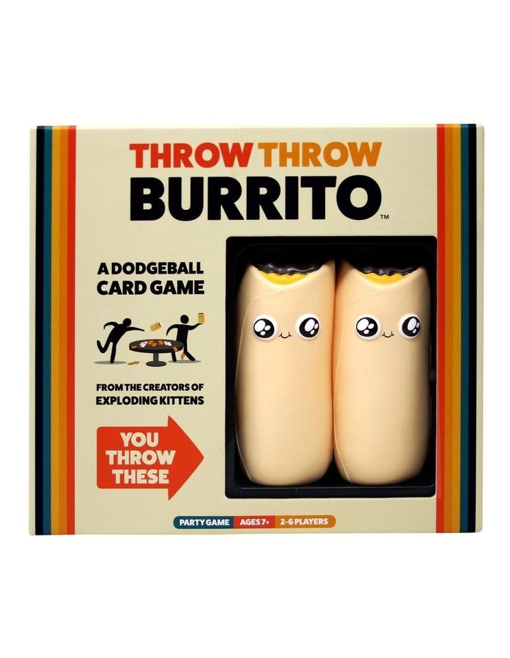 Throw Throw Burrito image 1