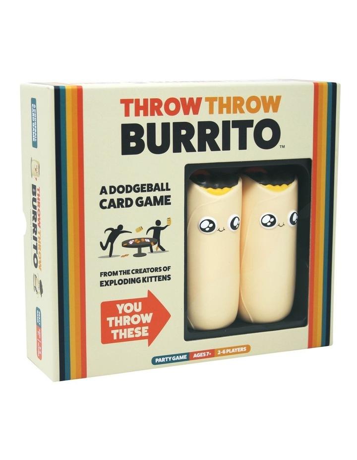 Throw Throw Burrito image 2