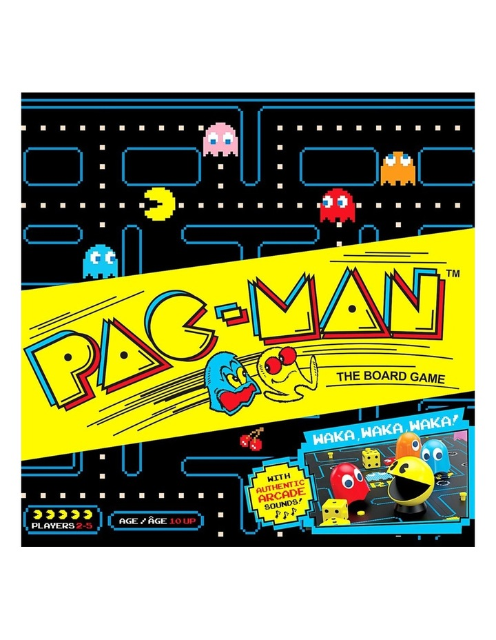 Pac-Man The Board Game image 1
