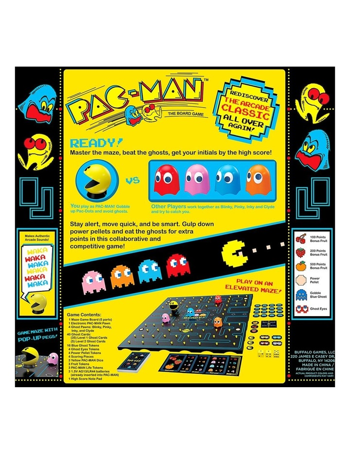 Pac-Man The Board Game image 3