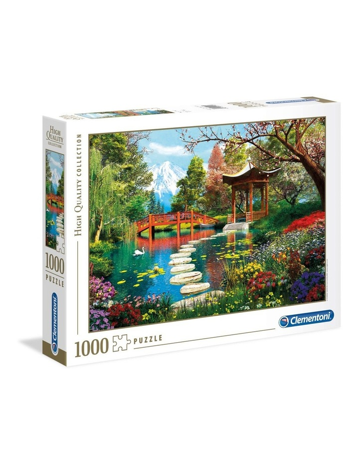 1000 piece - Garden of Fuji image 1