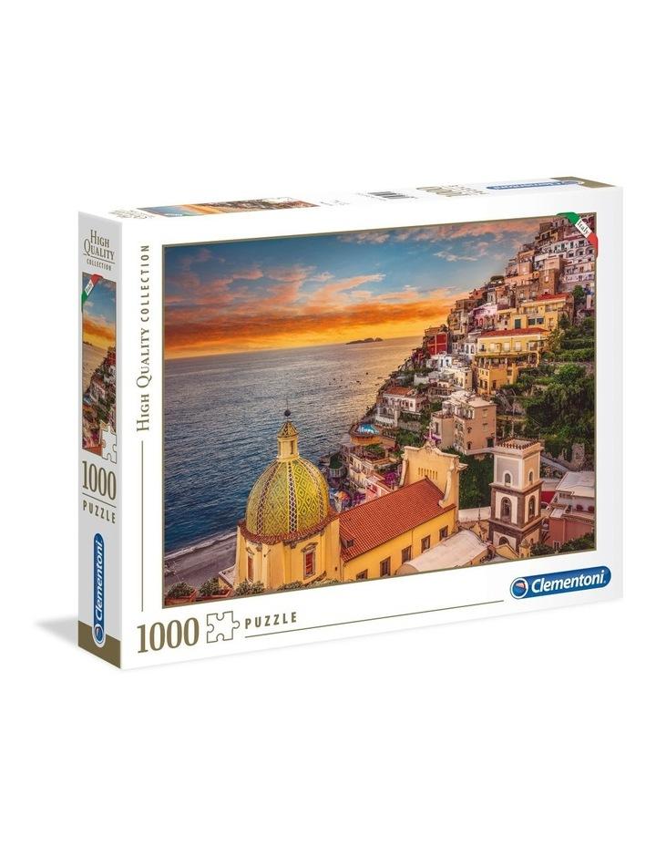 1000 Piece Italian Collection - Positano Puzzle image 1