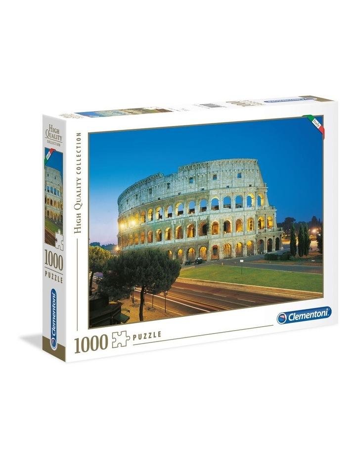 1000 Piece Italian Collection - Roma- Colo Puzzle image 1