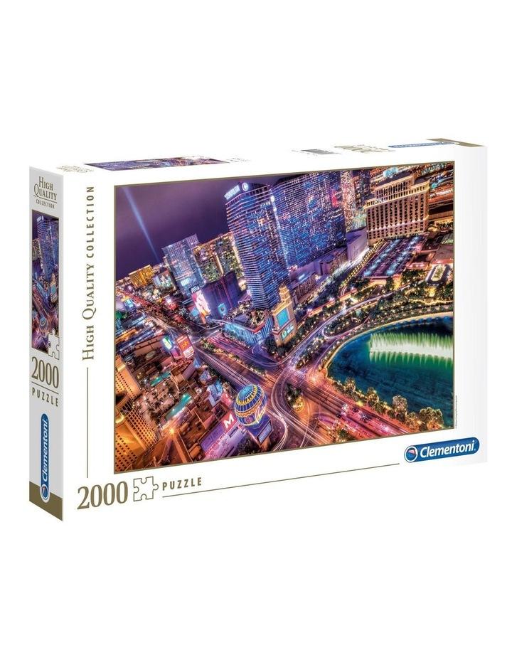 2000 Piece Las Vegas Puzzle image 1