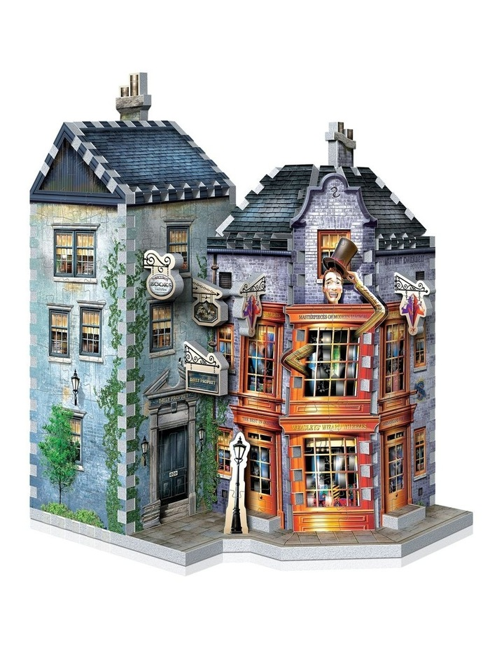 Diagon Alley Collection Weasley's Wizard Wheezes 3D Puzzle image 2