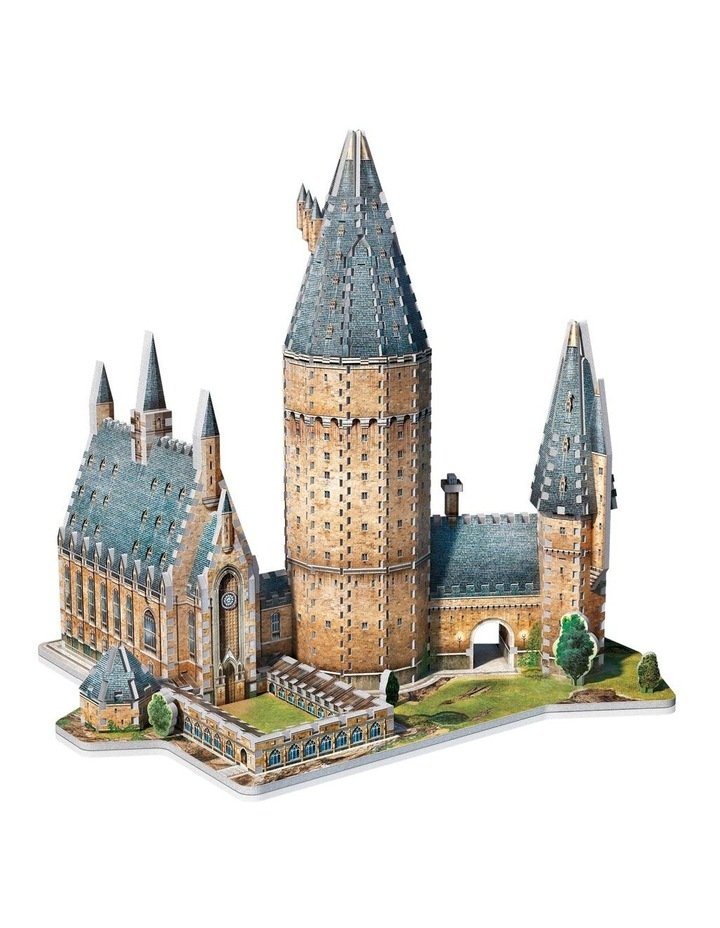 Harry Potter Hogwarts Great Hall 3D Puzzle image 2