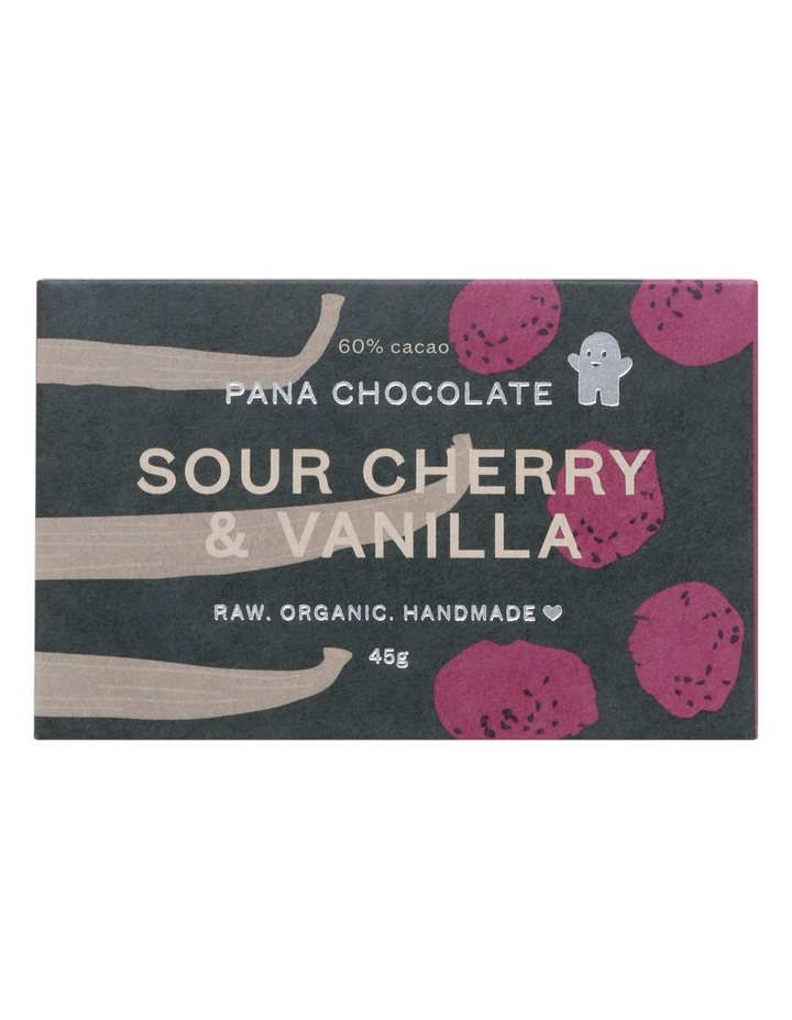 Sour Cherry & Vanilla 45g image 1
