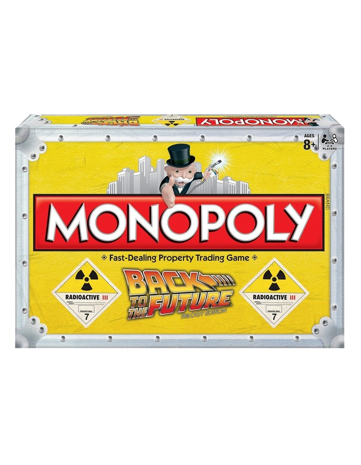 Back to the Future Monopoly image 1