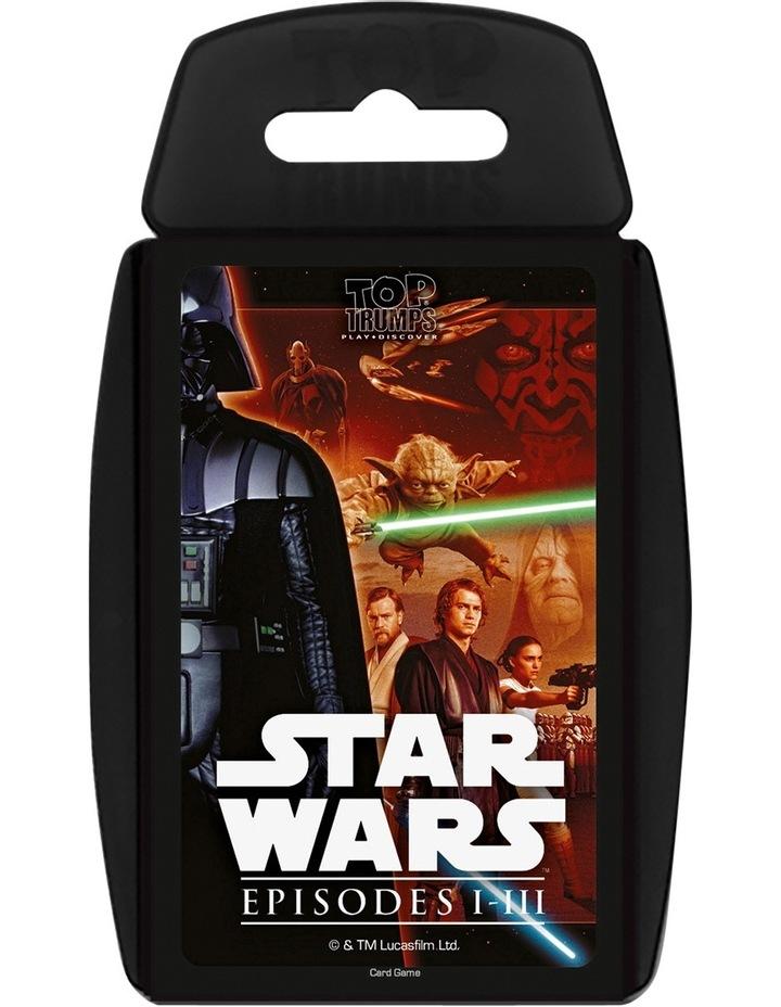 Star Wars I-III image 1