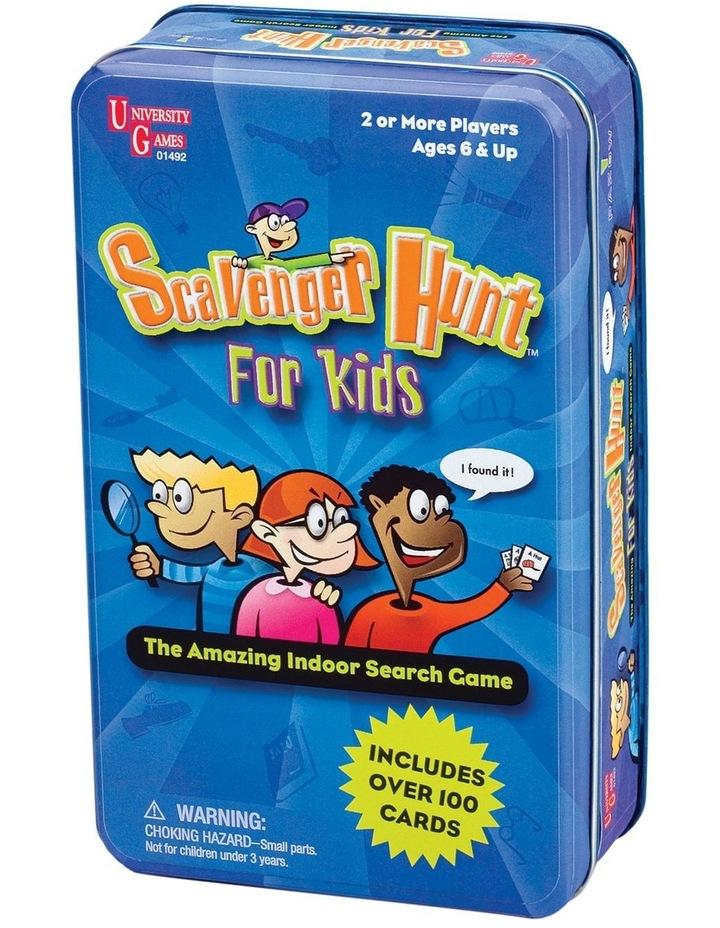 Kids Tinned Game Assortment image 2