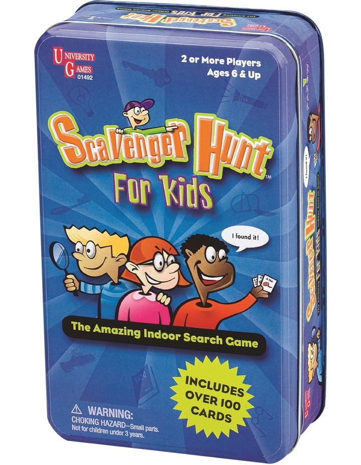 Travel Tin Games Adults Assorted image 6