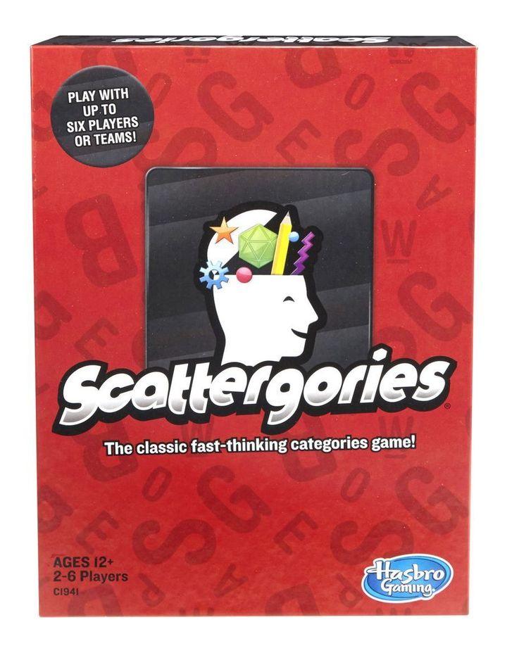 Scattergories image 3