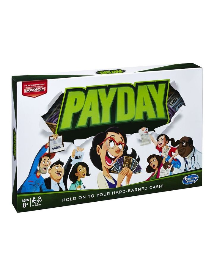 Monopoly Payday image 1