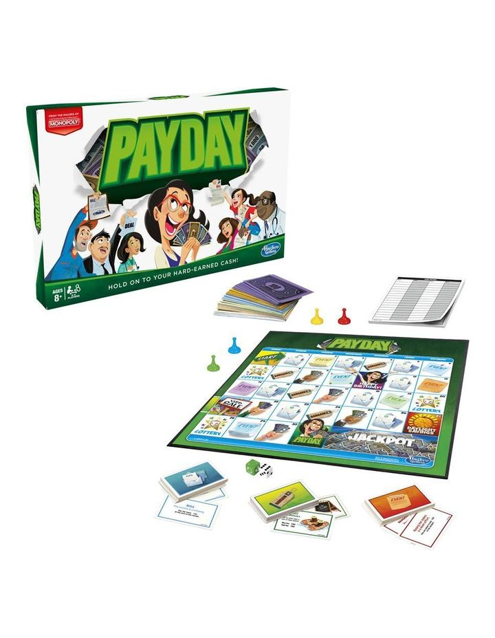 Monopoly Payday image 2