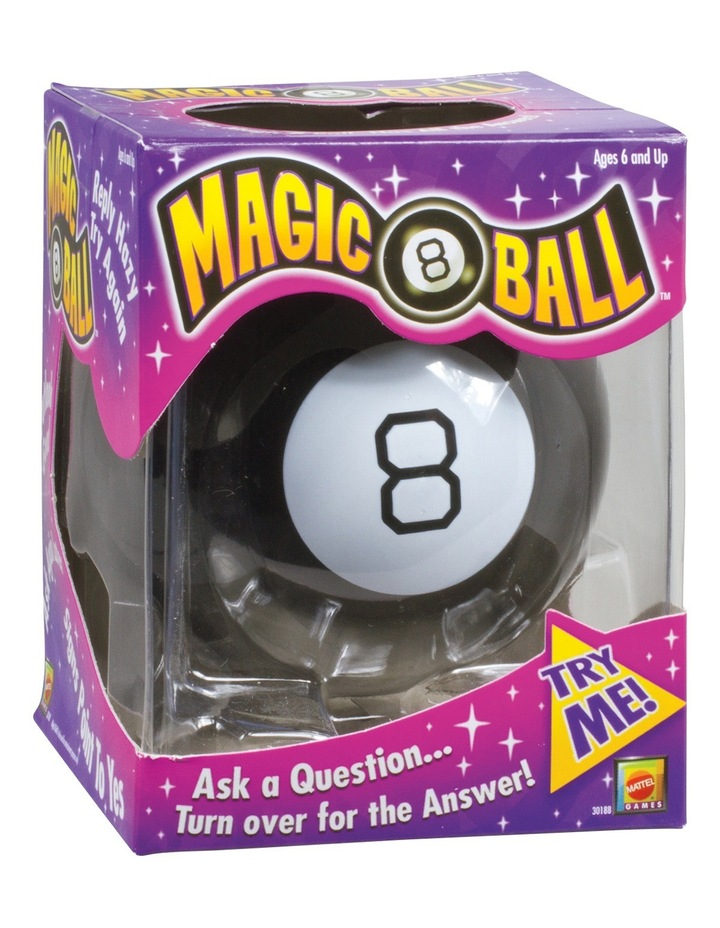 Magic 8-Ball image 1