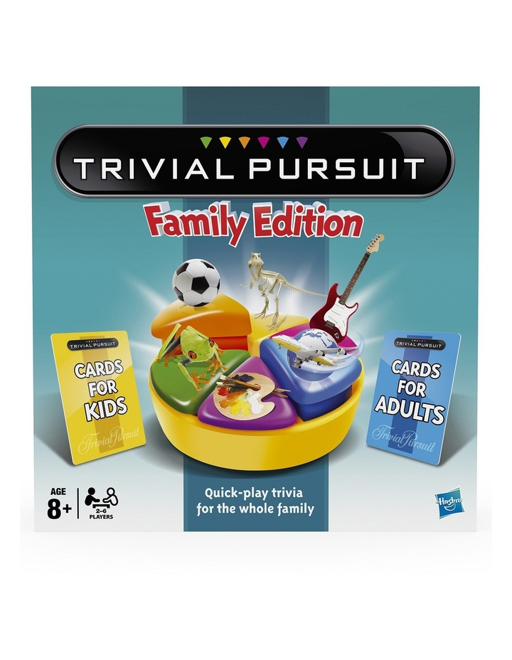 Trivial Pursuit Family image 1