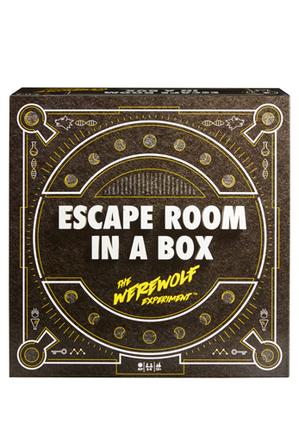 Mattel Board Games - Escape Room in a Box