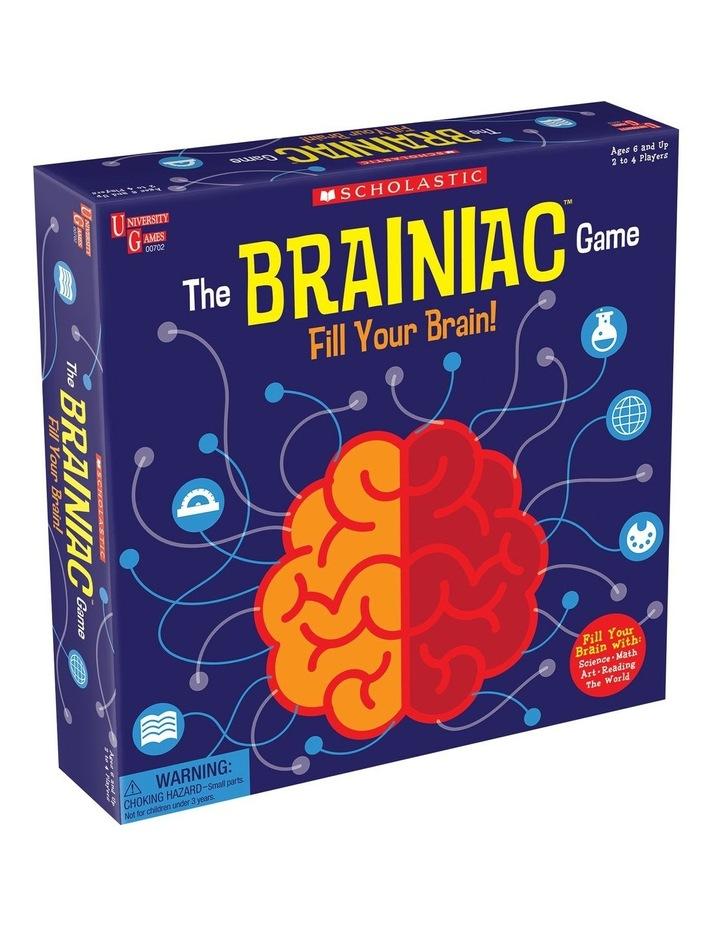 The Brainiac Game image 1