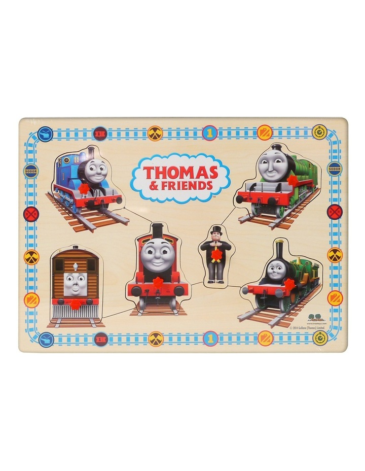Conductor Pin Puzzle image 1