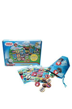 Thomas & Friends - Railway Bingo