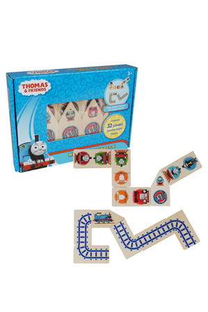 Thomas & Friends - Wooden Dominoes