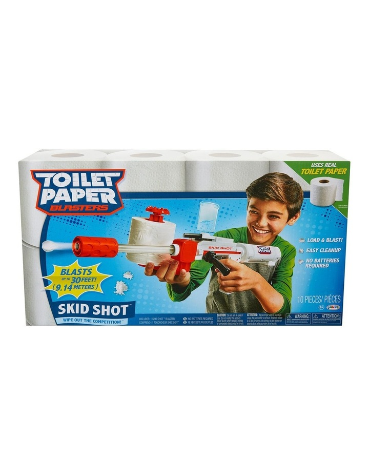 Toilet Paper Blaster image 5
