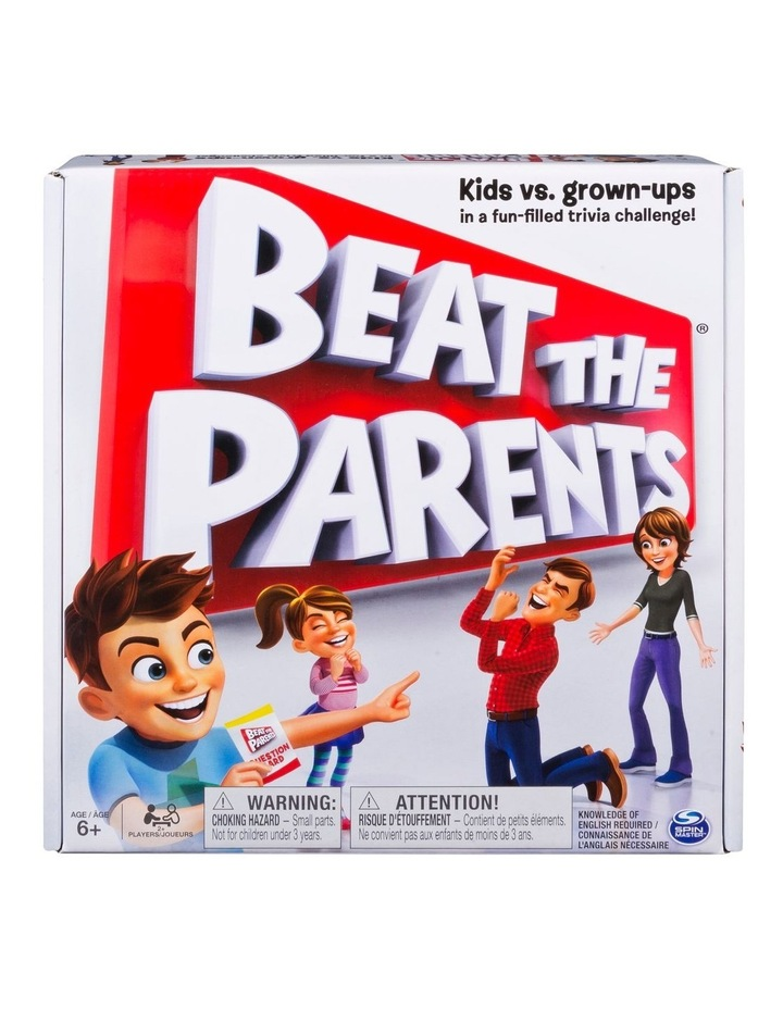 Beat The Parents Board Game image 1