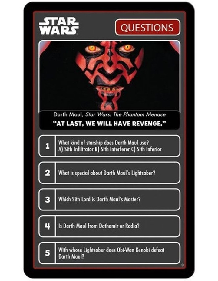 Star Wars Quiz image 4