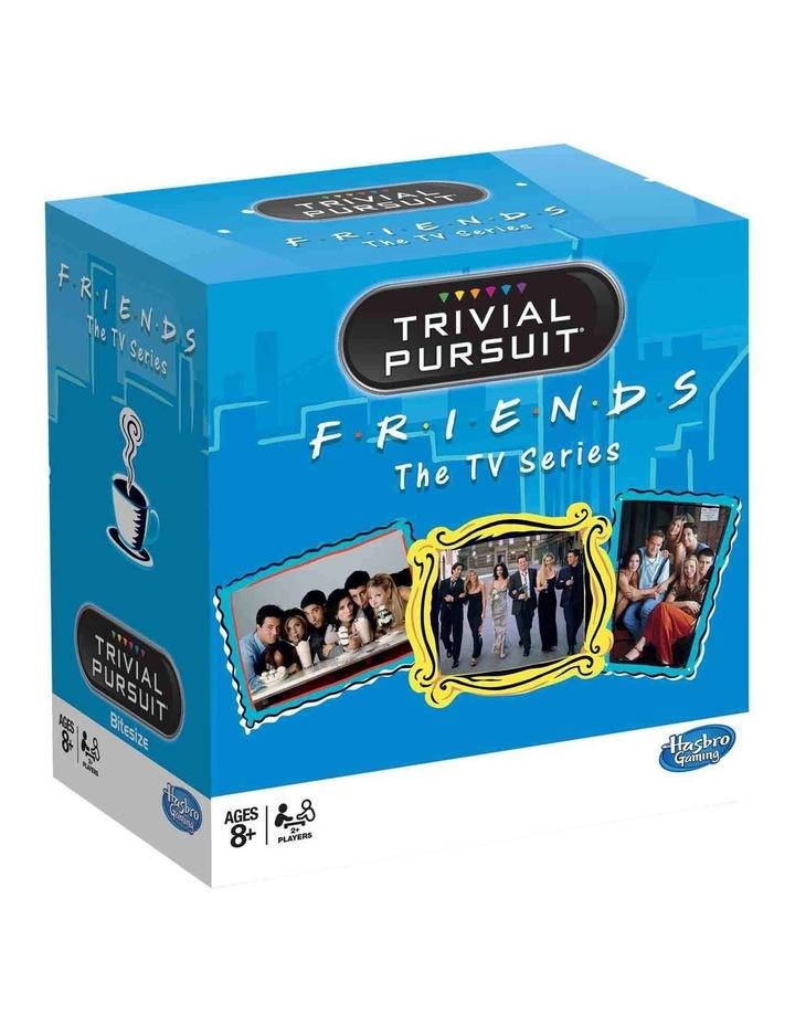 Friends Trivial Pursuit image 1