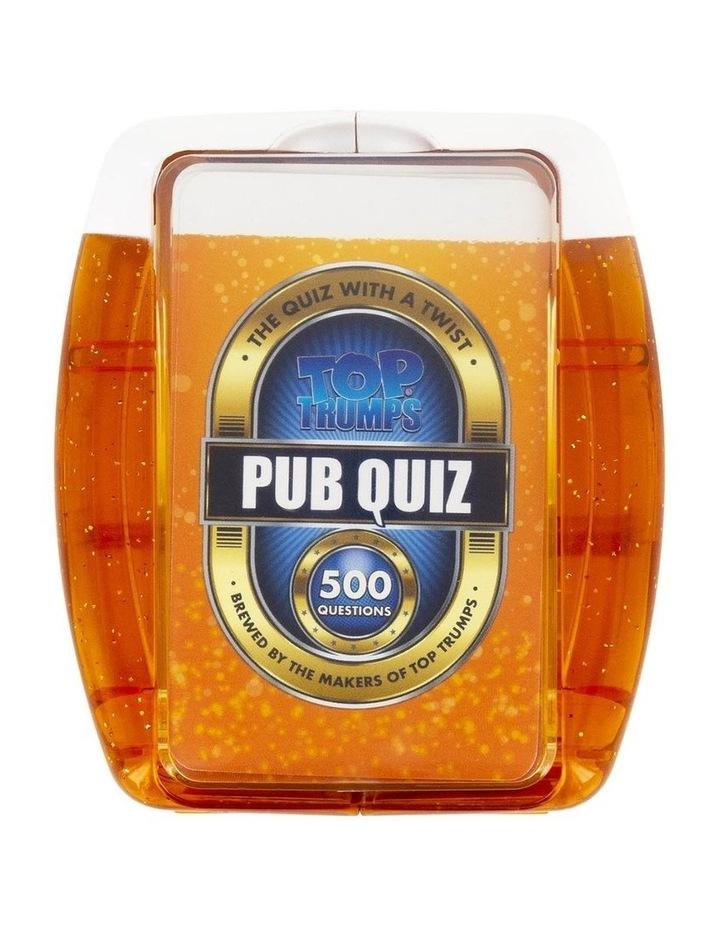 Pub Quiz image 1