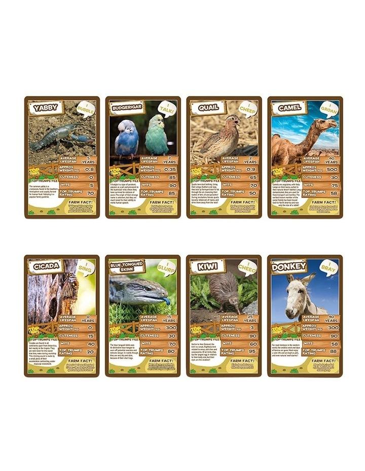 Farm Animals Top Trumps Floor Puzzle - 100 piece image 4